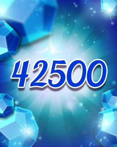 Blue Jewels 42500 Badge - Jewel Academy