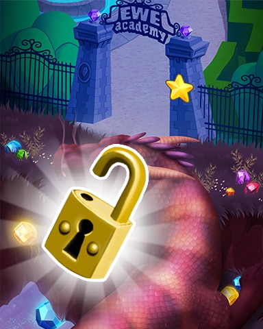 31st Gate Badge - Jewel Academy