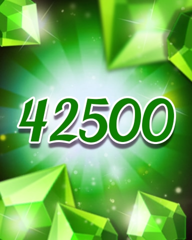 Green Jewels 42500 Badge - Jewel Academy