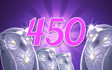 Owls 450 Badge - Jewel Academy