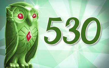 Owls 530 Badge - Jewel Academy