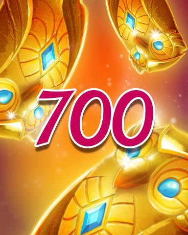 Owls 700 Badge - Jewel Academy