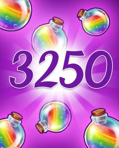 Power-Ups 3250 Badge - Jewel Academy