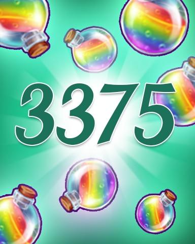 Power-Ups 3375 Badge - Jewel Academy