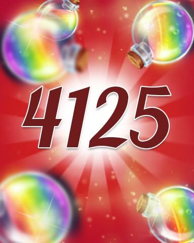 Power-Ups 4125 Badge - Jewel Academy