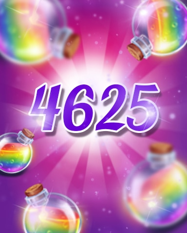 Power-Ups 4625 Badge - Jewel Academy