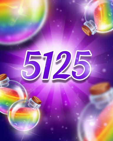 Power-Ups 5125 Badge - Jewel Academy