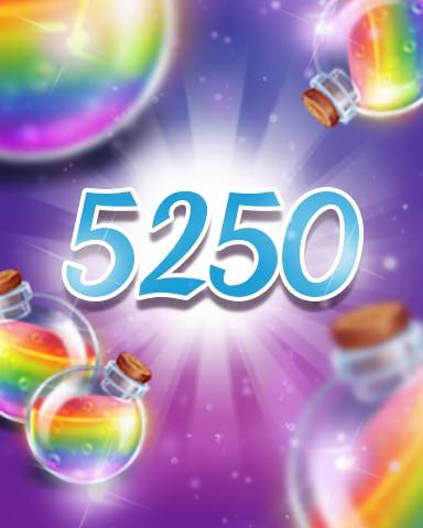 Power-Ups 5250 Badge - Jewel Academy