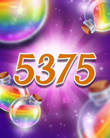 Power-Ups 5375 Badge - Jewel Academy