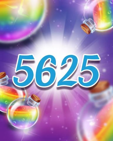 Power-Ups 5625 Badge - Jewel Academy