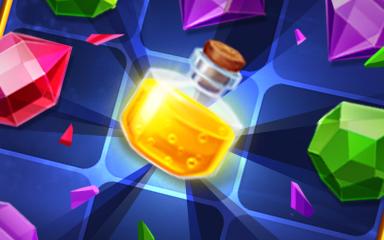 Power Play Badge - Jewel Academy