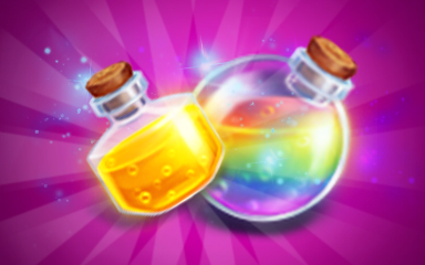 Superpowers! Badge - Jewel Academy