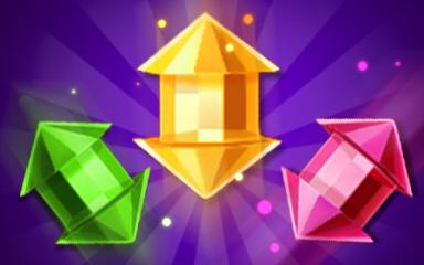 Feel The Power! Badge - Jewel Academy