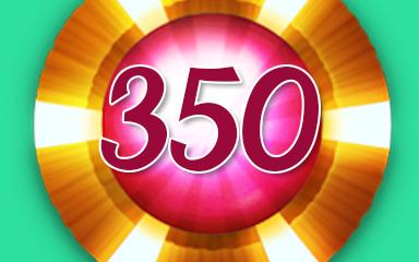 Shapes 350 Badge - Jewel Academy