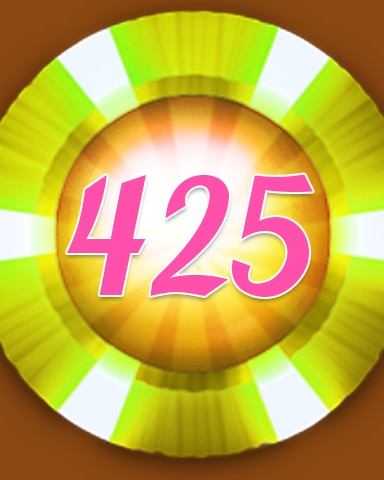 Shapes 425 Badge - Jewel Academy