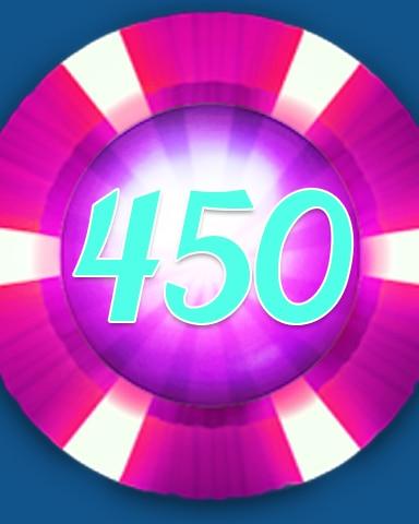 Shapes 450 Badge - Jewel Academy