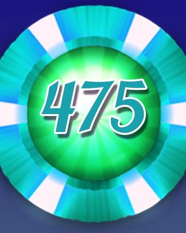 Shapes 475 Badge - Jewel Academy