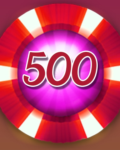 Shapes 500 Badge - Jewel Academy