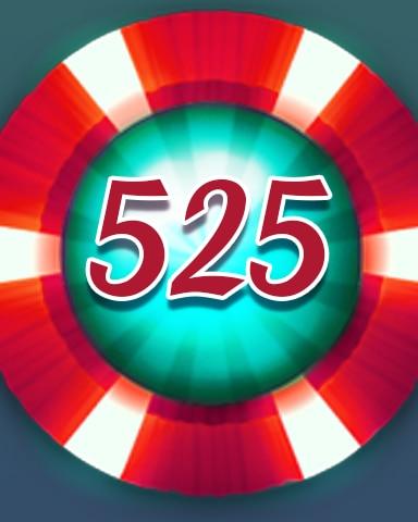 Shapes 525 Badge - Jewel Academy