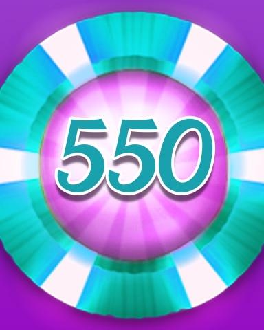 Shapes 550 Badge - Jewel Academy