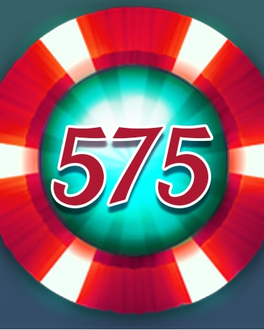 Shapes 575 Badge - Jewel Academy