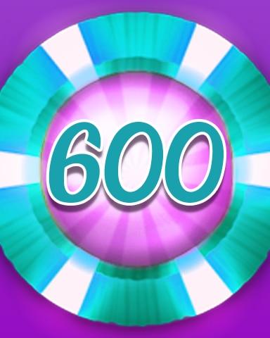 Shapes 600 Badge - Jewel Academy