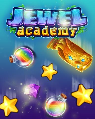 Special 580 Badge - Jewel Academy