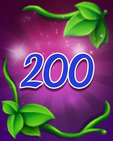 Vines 200 Badge - Jewel Academy