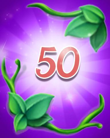 Vines 50 Badge - Jewel Academy