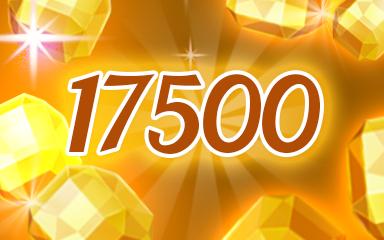 Yellow Jewels 17500 Badge - Jewel Academy
