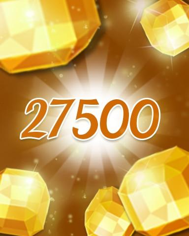 Yellow Jewels 27500 Badge - Jewel Academy