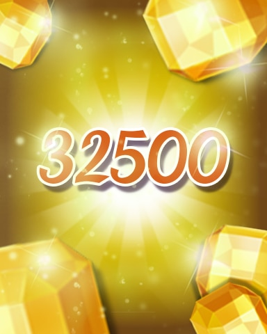 Yellow Jewels 32500 Badge - Jewel Academy