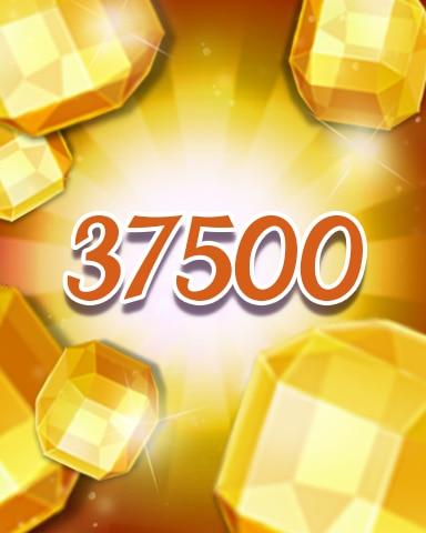 Yellow Jewels 37500 Badge - Jewel Academy