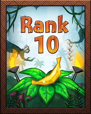 Jungle Greenhorn Badge - Jungle Gin HD