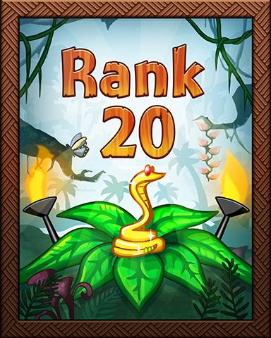 Jungle Graduate Badge - Jungle Gin HD