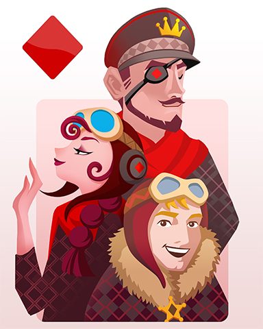 Ace Aces Badge - Aces Up! HD