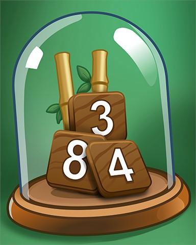 Sudoku Still Life Badge - Pogo™ Sudoku