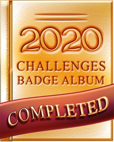 Pogo 2020 Album Badge