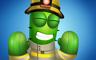 Fireman Level 1 Badge - Poppit! Party
