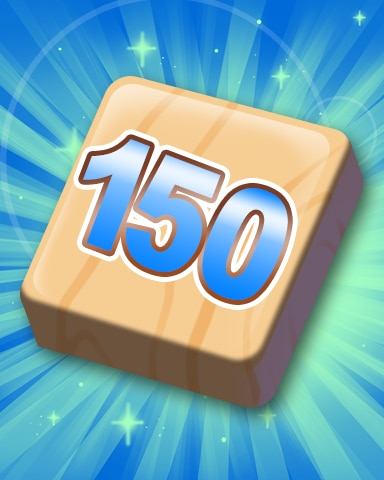 Rank 150 Badge - SCRABBLE