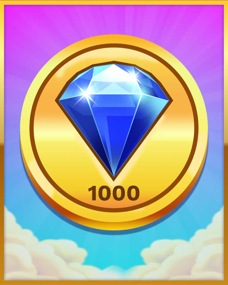 Gold Victor Badge - Bejeweled Stars