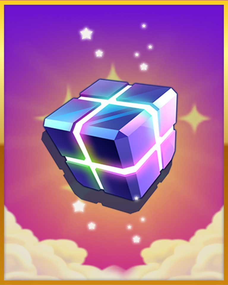 Unknowable Badge - Bejeweled Stars