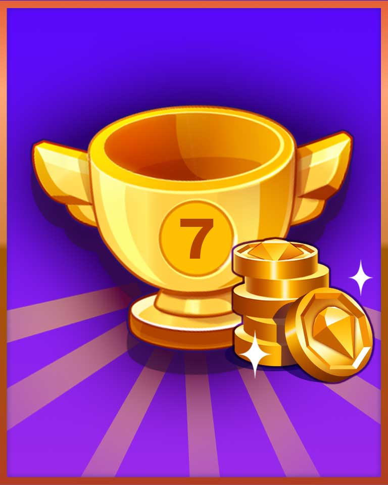 Challenge Initiate Badge - Bejeweled Stars