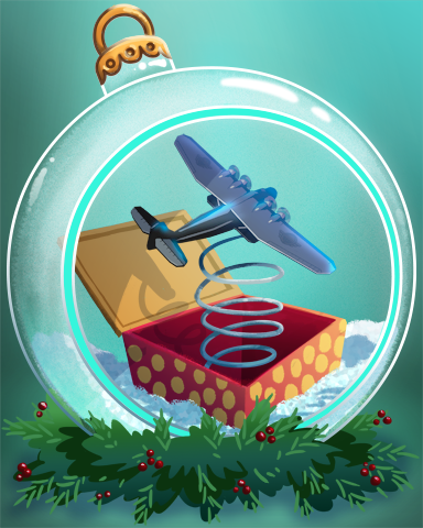 Holiday World Tour Badge - World Class Solitaire HD