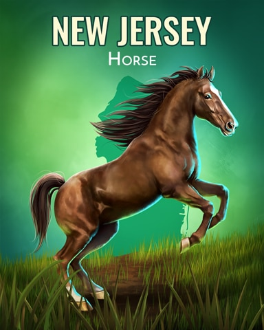 Horse Wild America Badge - Payday Freecell HD