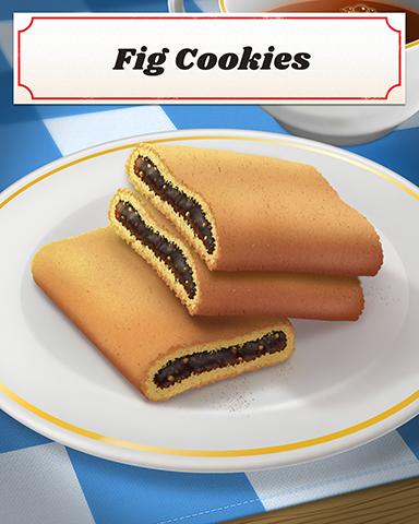 Fig Cookies Badge - Mahjong Escape