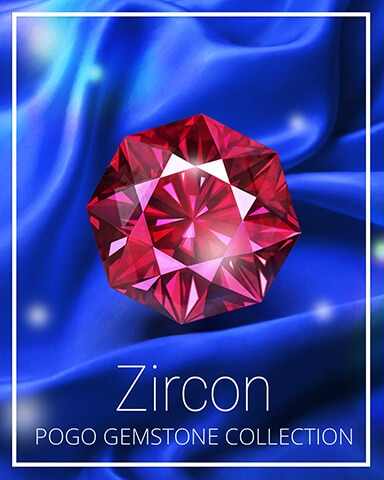 Zircon Gemstone Badge - Pogo Daily Sudoku