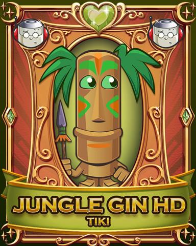 Jungle Gin HD Badge - Jungle Gin HD