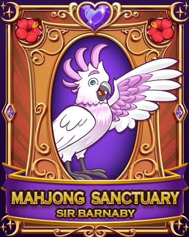 Mahjong Sanctuary Badge - Mahjong Sanctuary