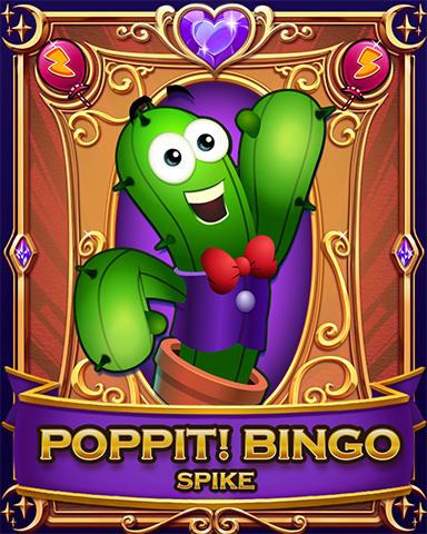 Poppit! Bingo Badge - Poppit! Bingo